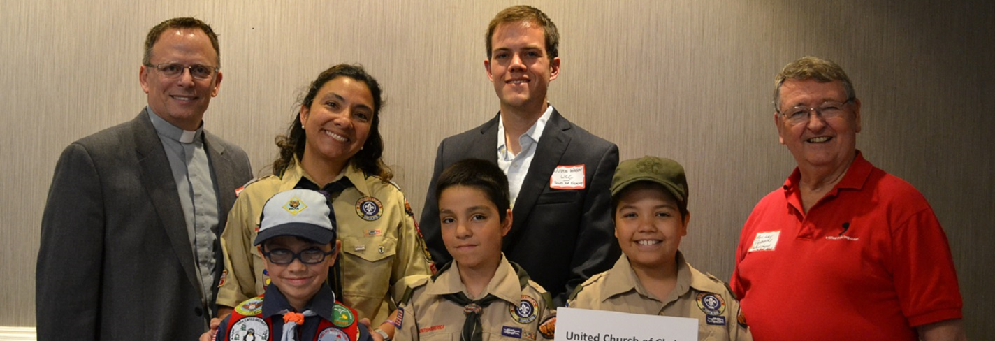 Supporting and Growing Scouting Programs