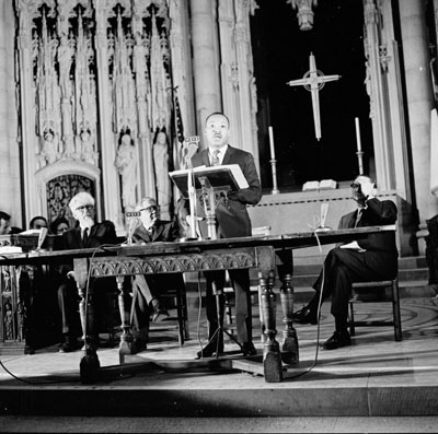 Martin Luther King Jr. Beyond Vietnam -- A Time to Break Silence  Delivered 4 April 1967, Riverside Church, New York City