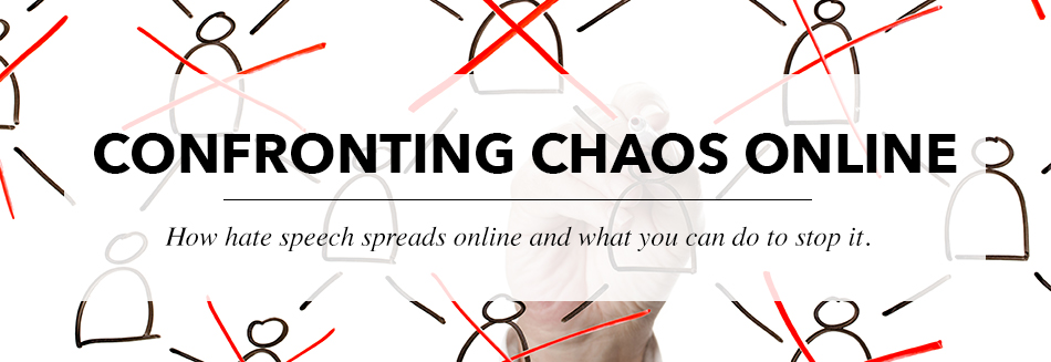 confronting chaos online