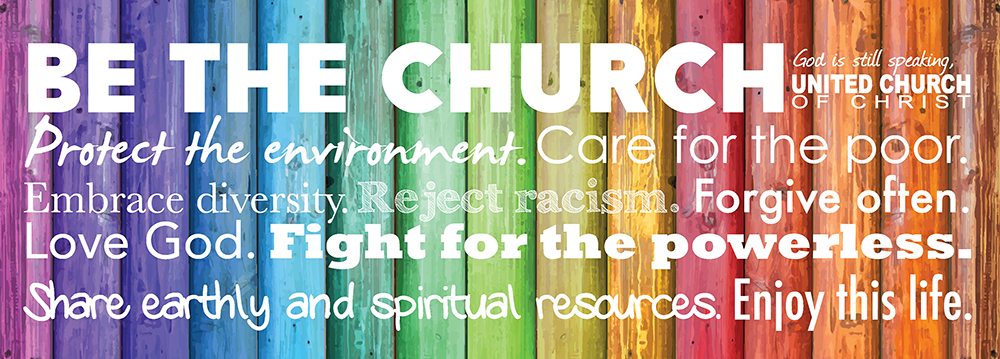 Be the Church Rainbow