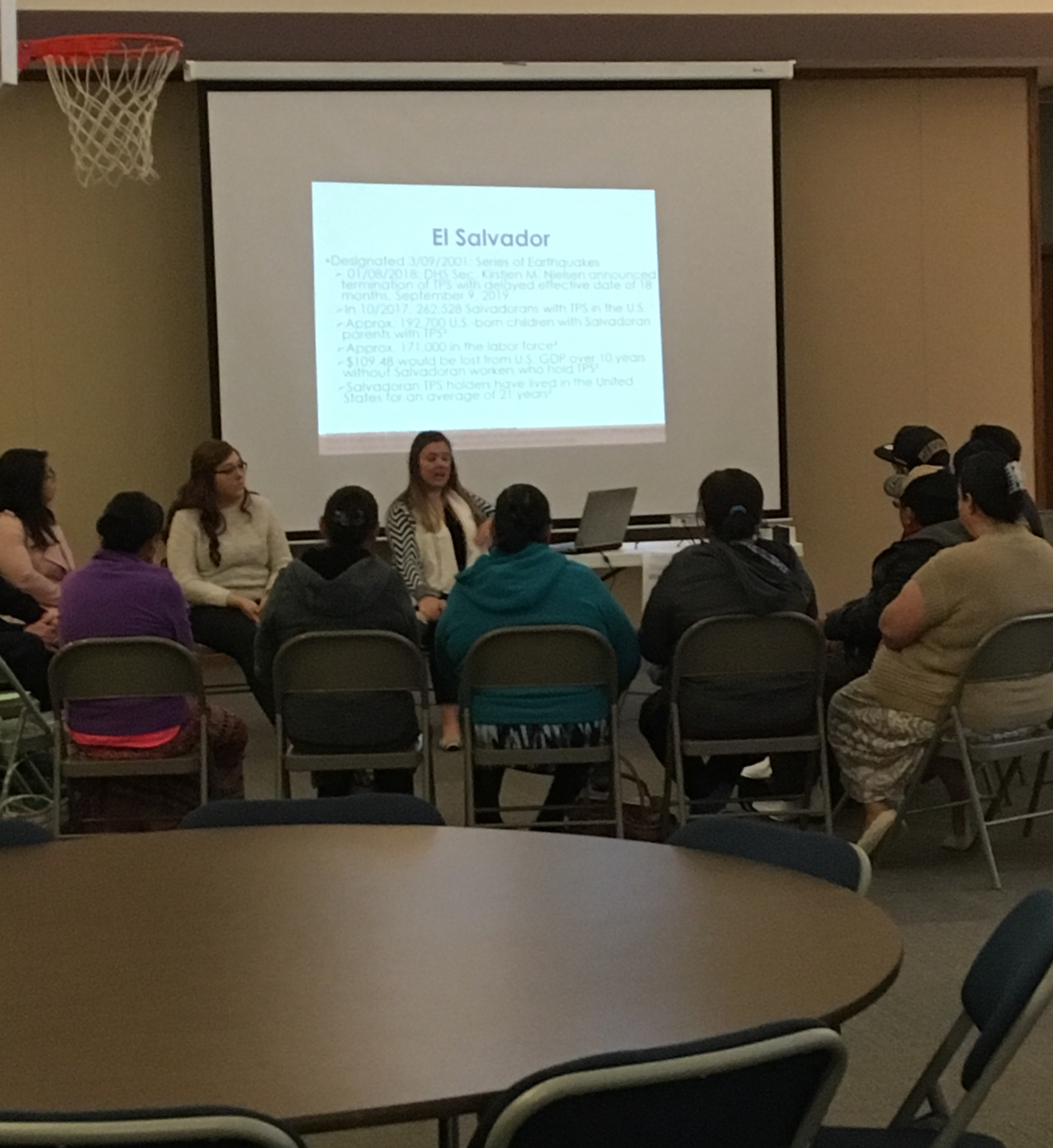 Nebraska Church Reaches Out To Immigrants With Welcome