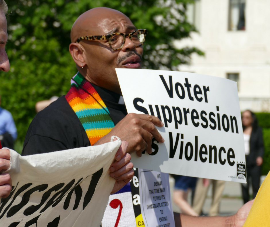 Poor People's Campaign Voter Suppression