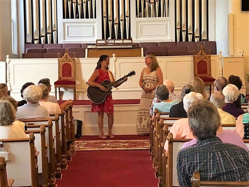 Boothbay Harbor benefit concert, July 14, 2019