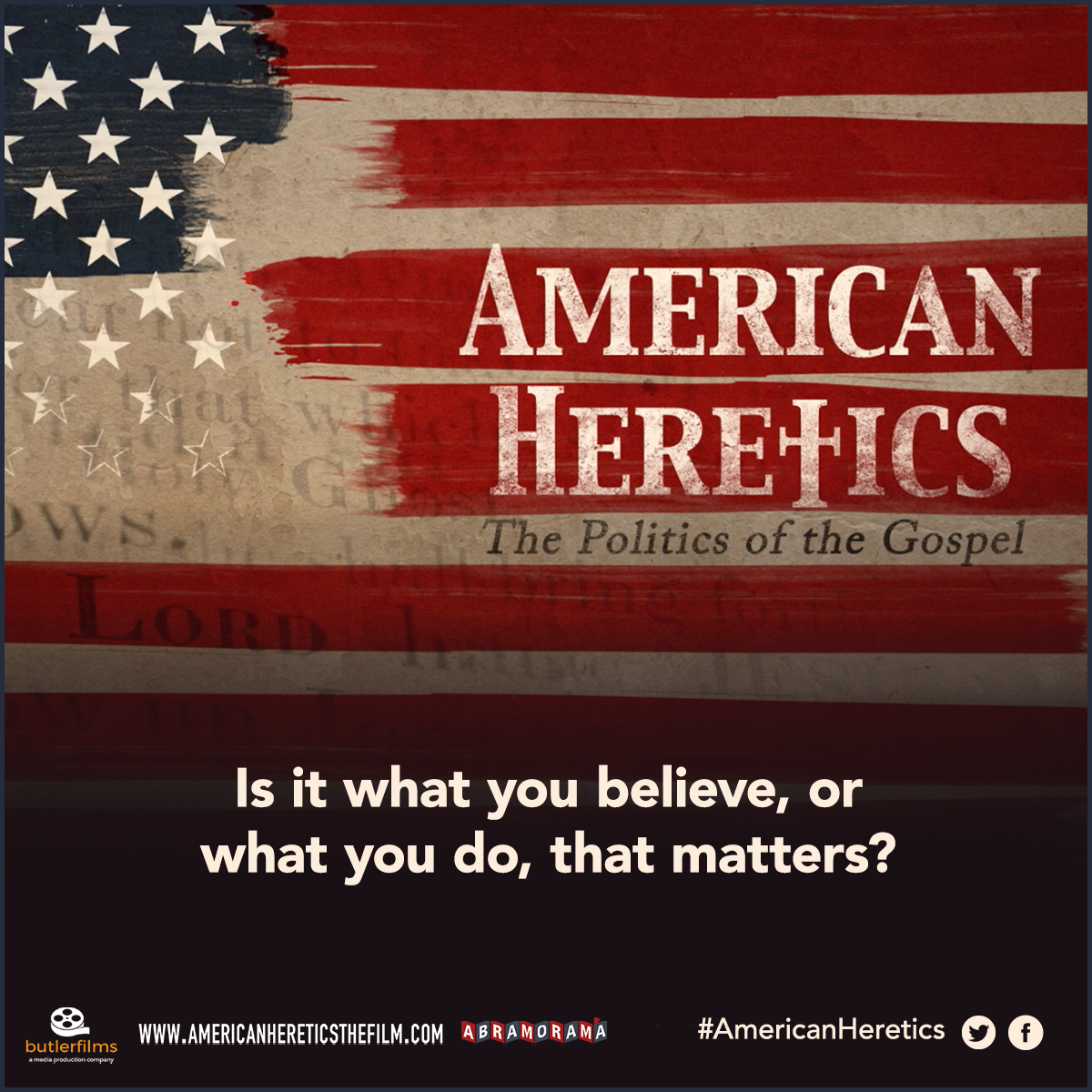 American Heretics poster image