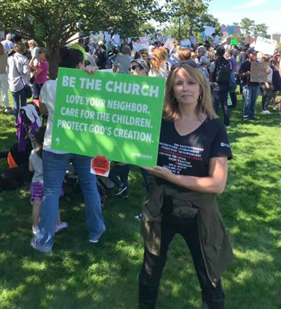 Conn. Conf., Hartford Climate Strike, 9/20/19