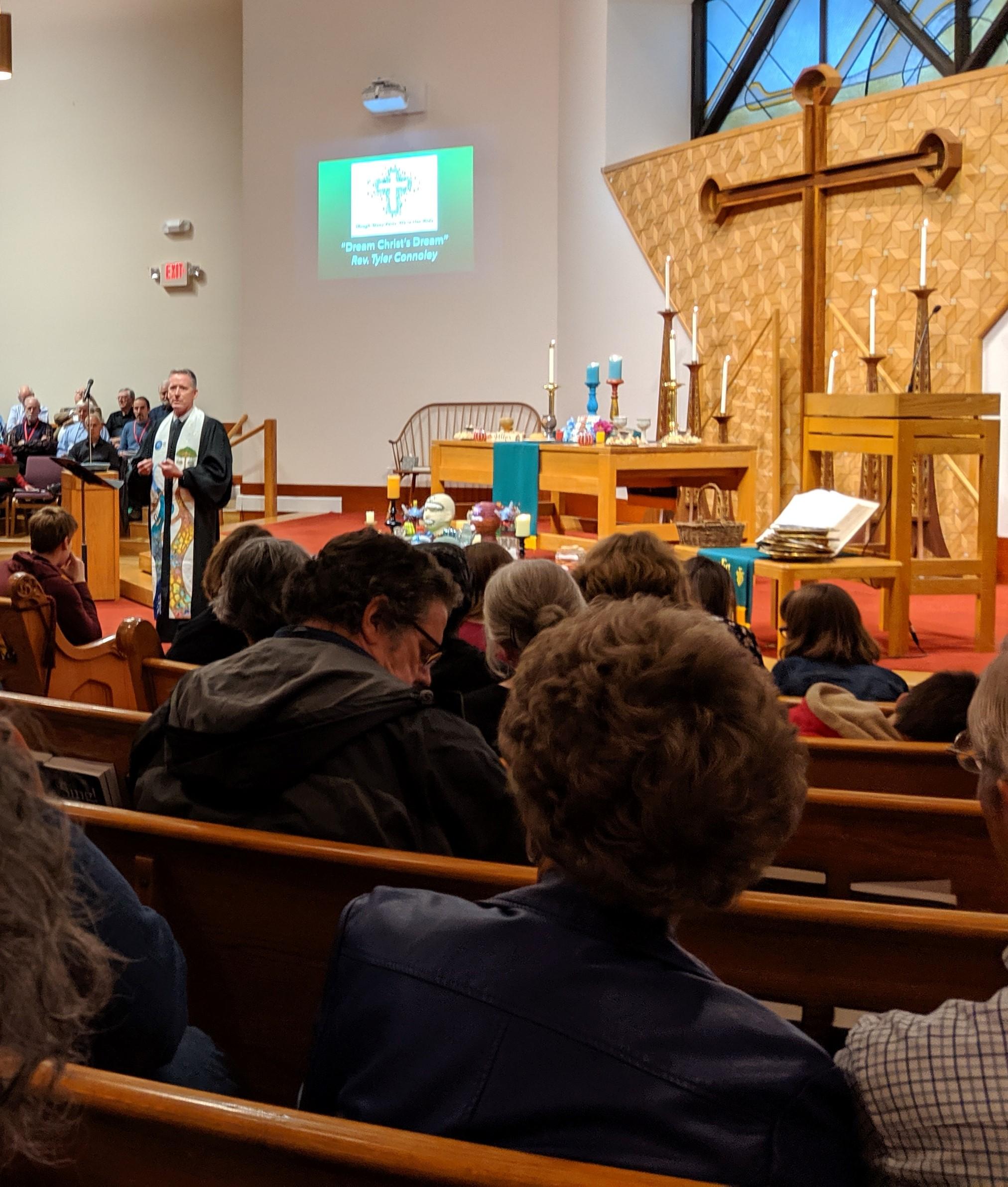 Tyler Connoly, CPC worship, 9/29/19
