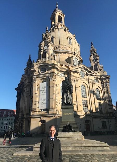 Dorhauer in Dresden 2019