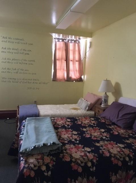 Old Lyme sanctuary room 2019
