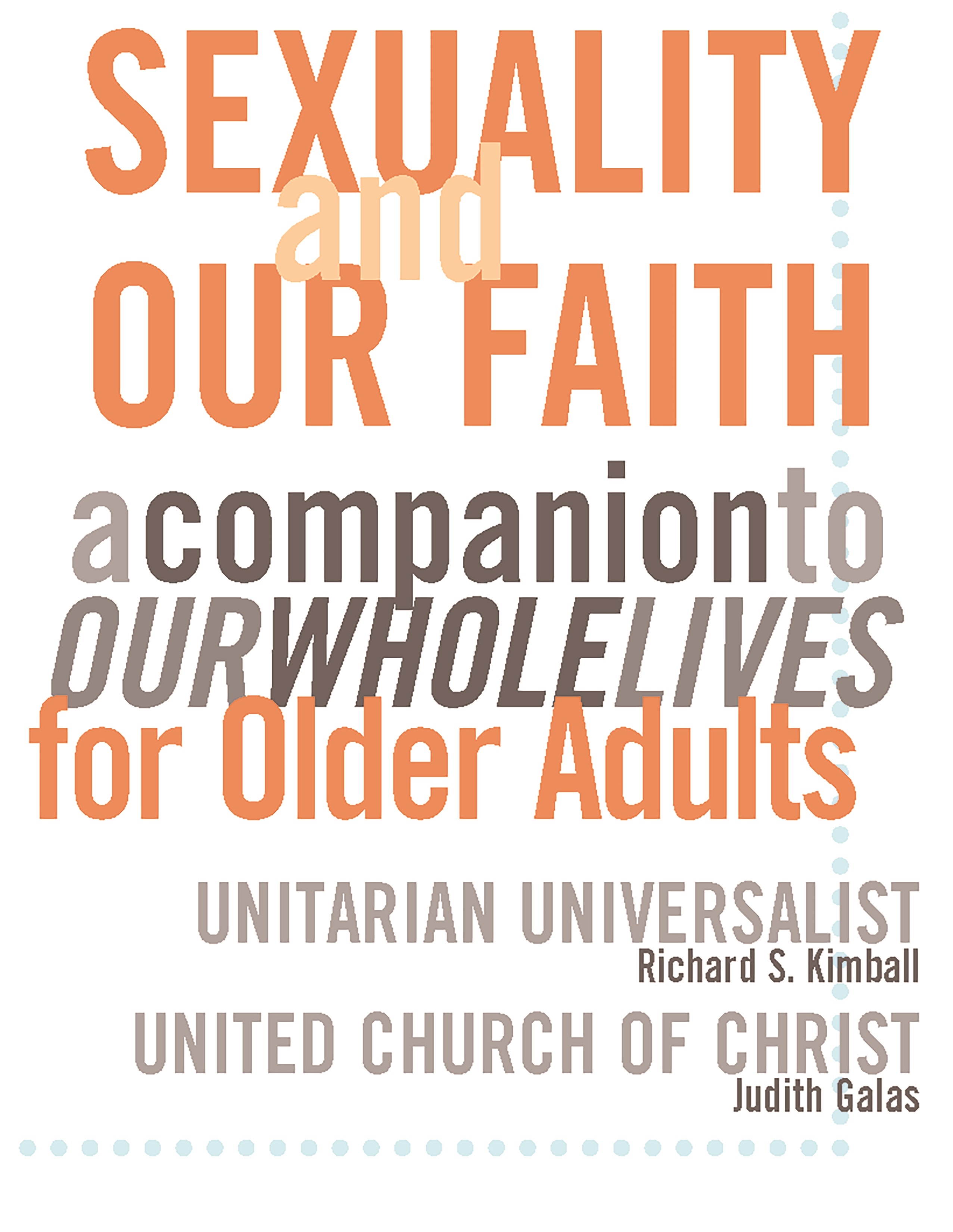 Sexuality and Our Faith older adults cover