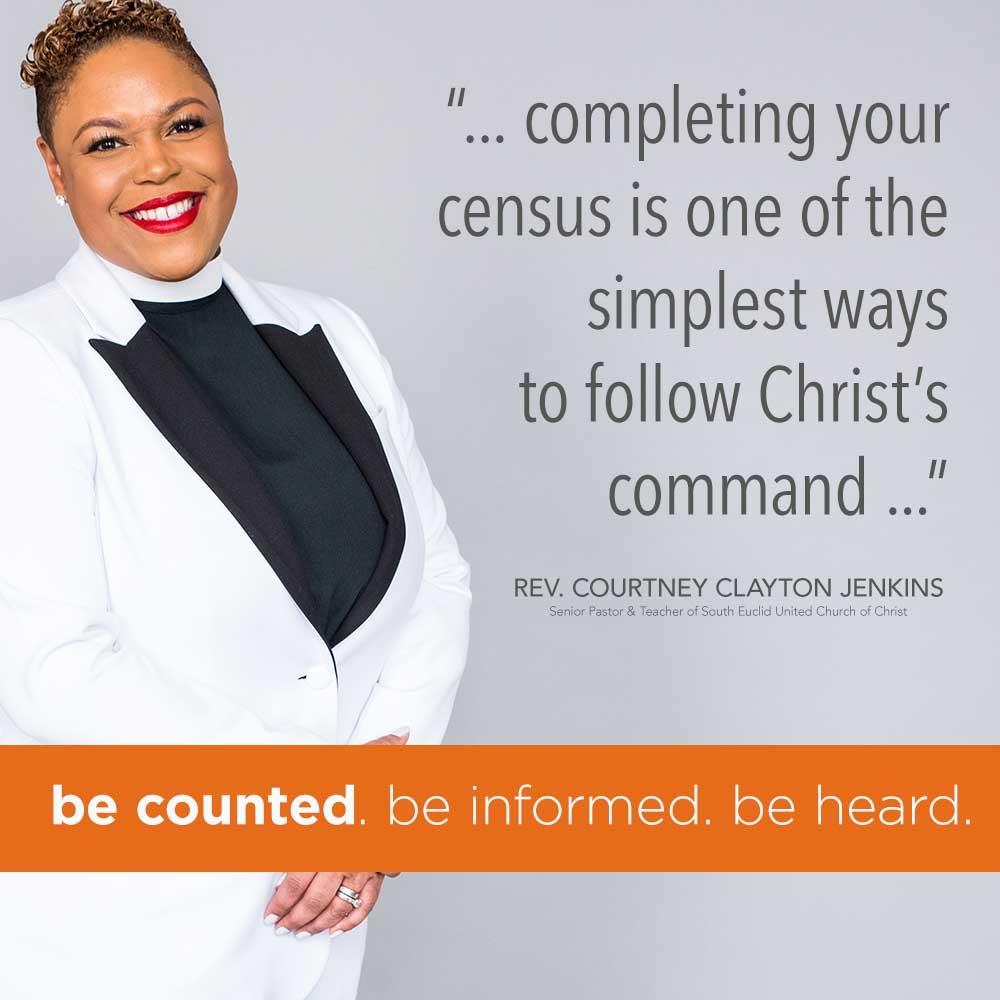 Courtney Clayton Jenkins census meme A March 2020