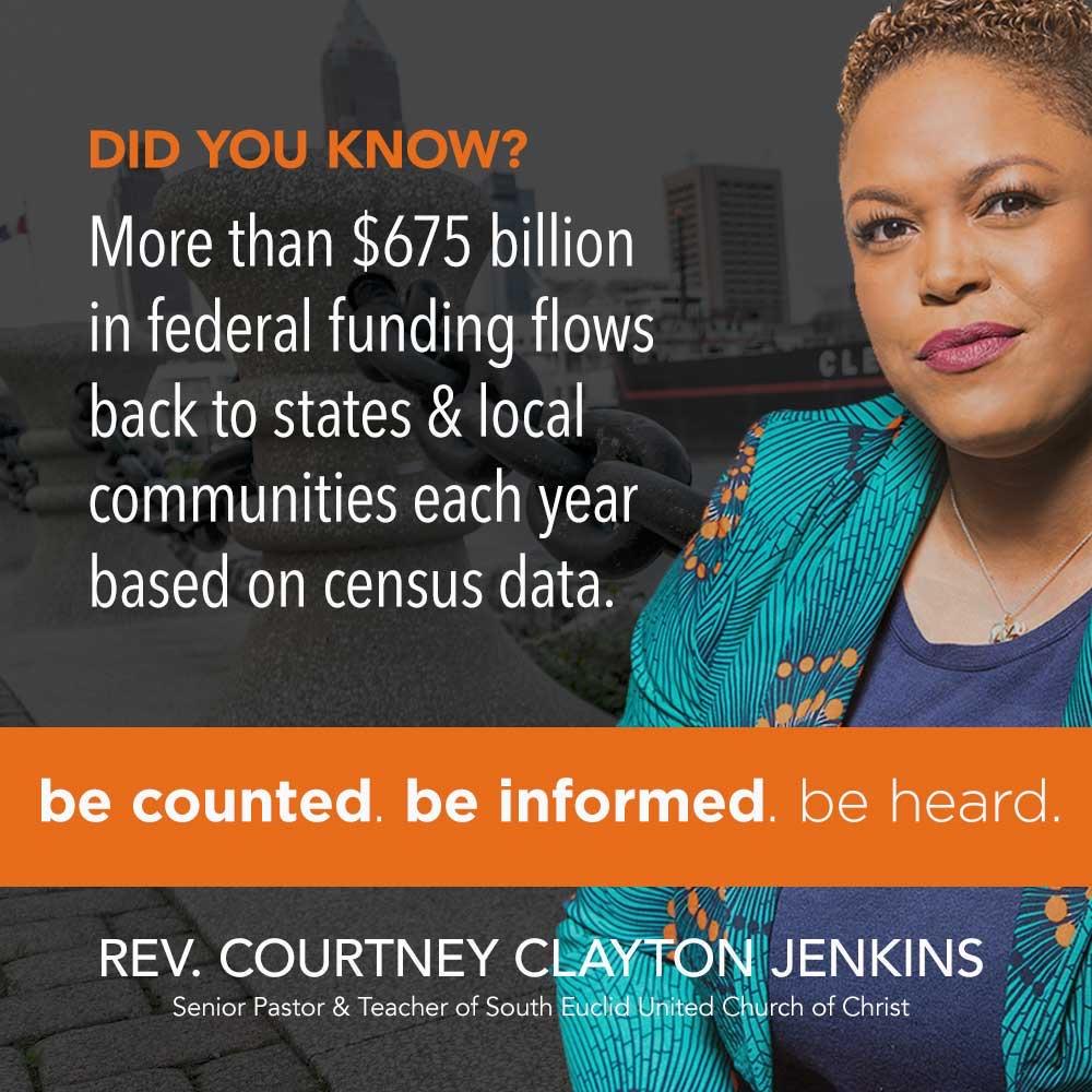 Courtney Clayton Jenkins census meme B March 2020