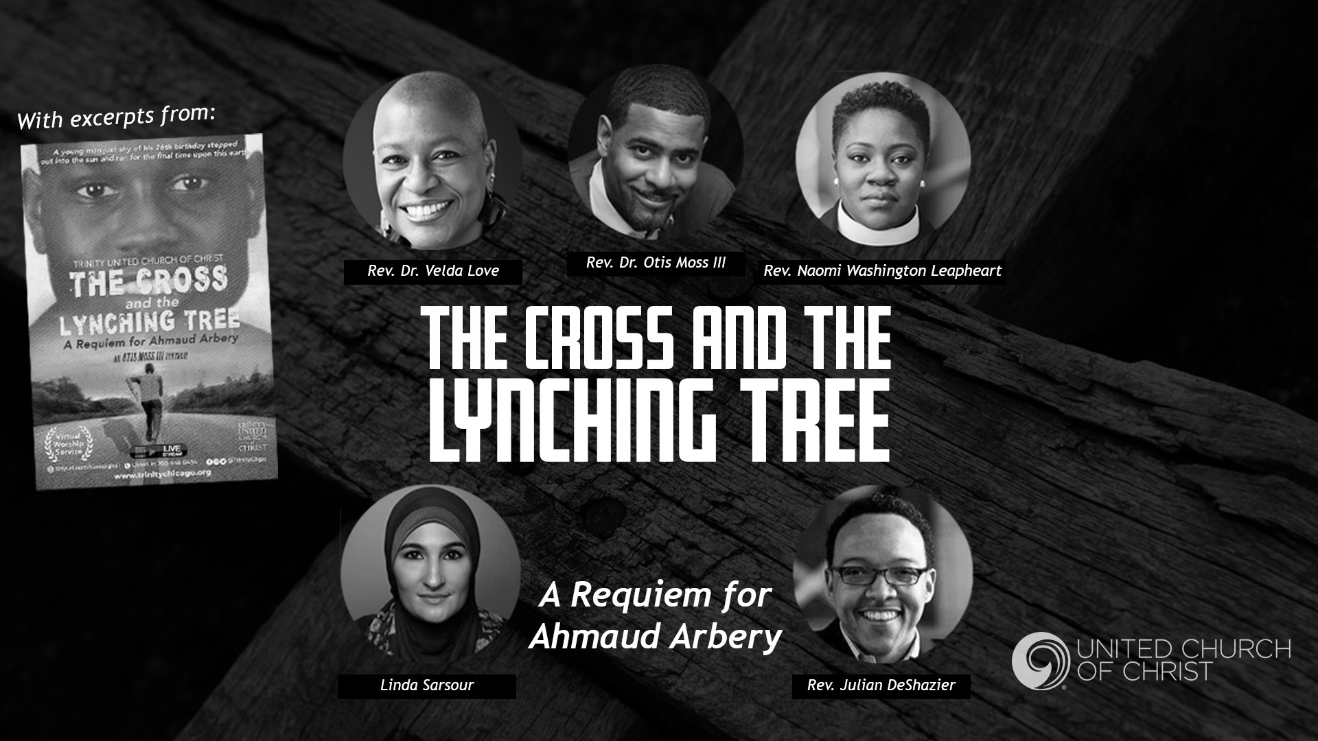 Cross & Lynching Tree webinar image May 2020