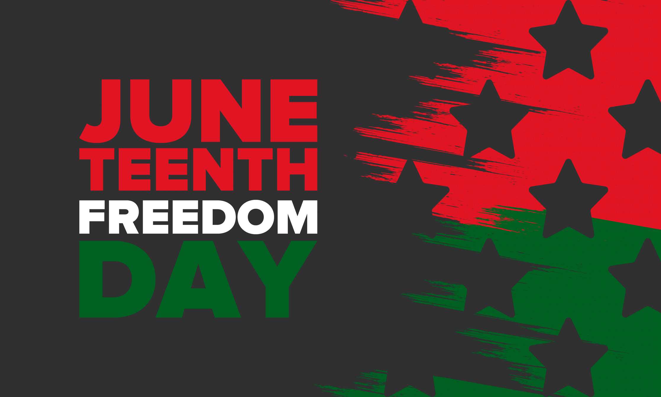 Juneteenth 2020 logo for 6/19/20 webinar