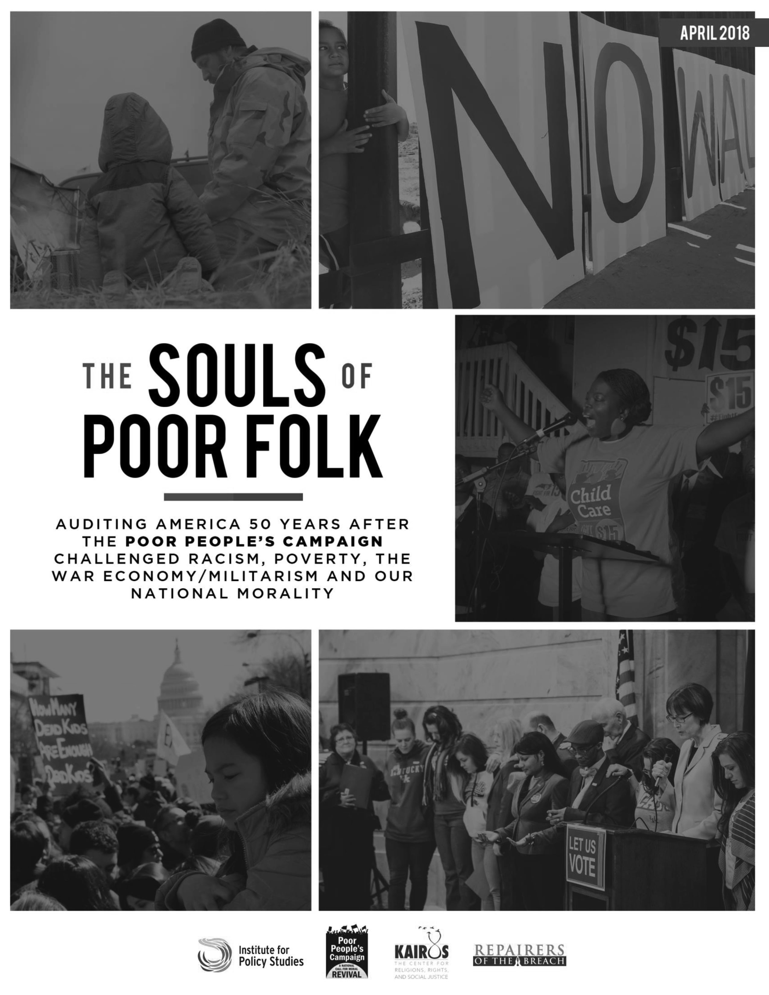 Souls of Poor Folk report cover