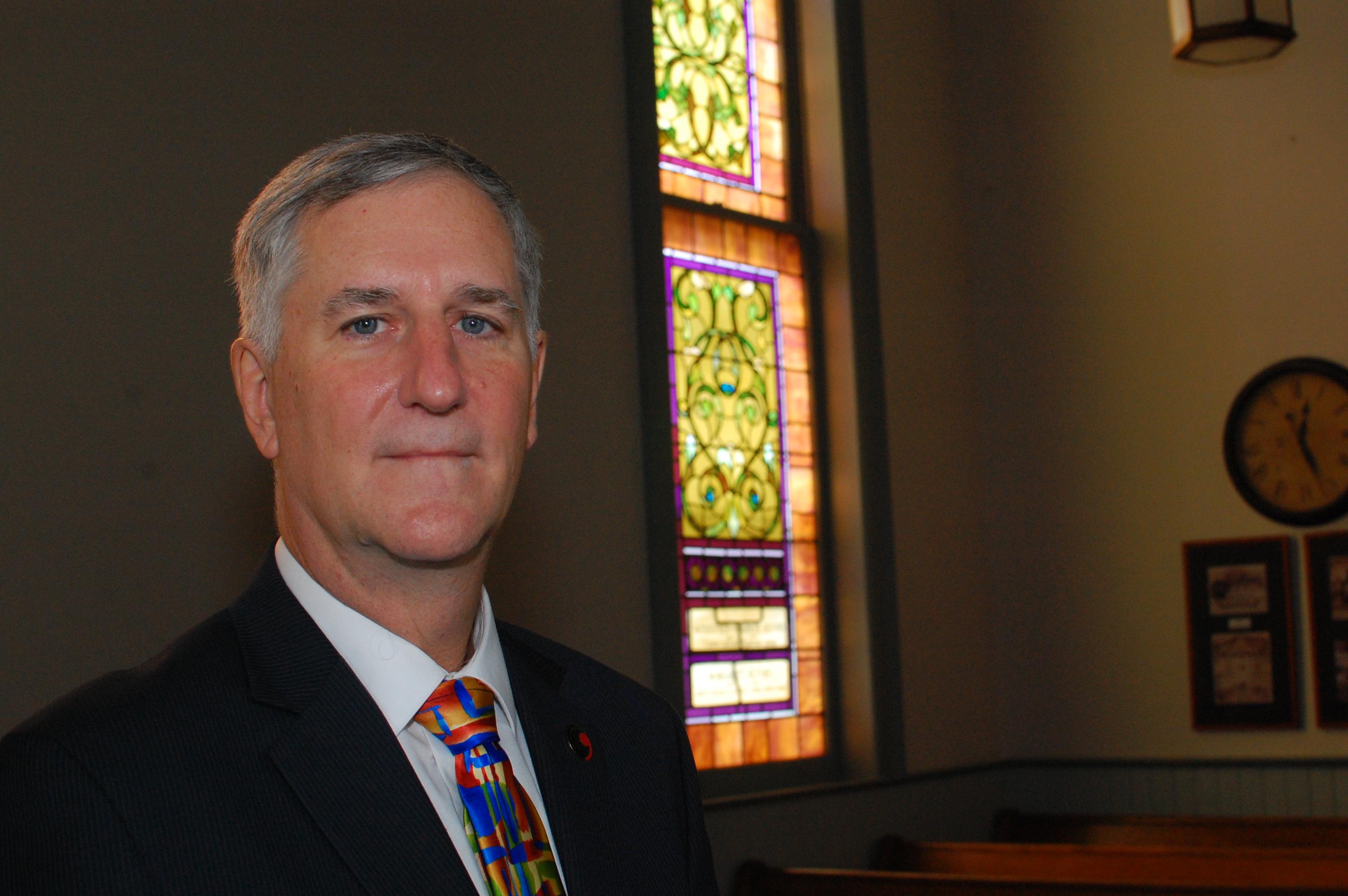 The Rev. Kent Siladi 2013