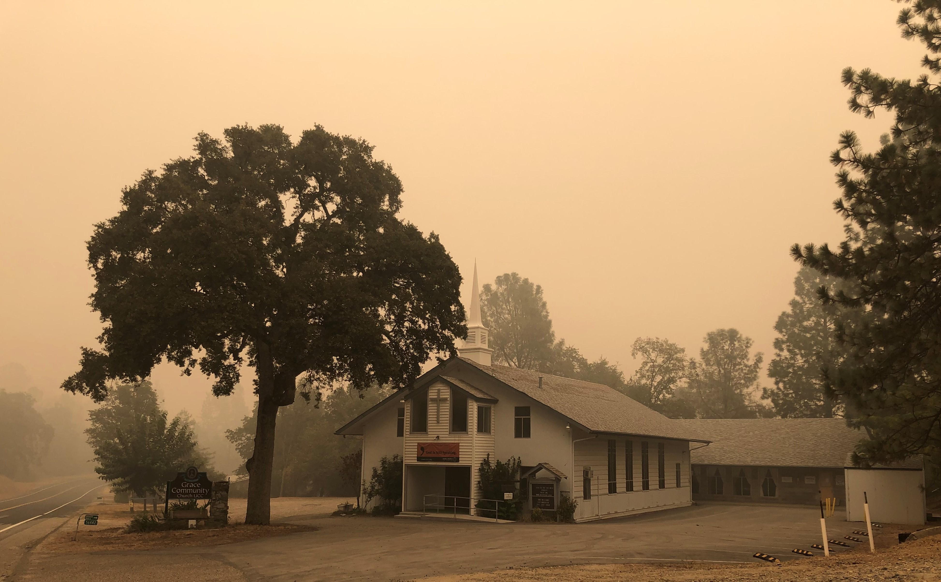 Grace Community UCC, North Fork, Calif., 9/11/20