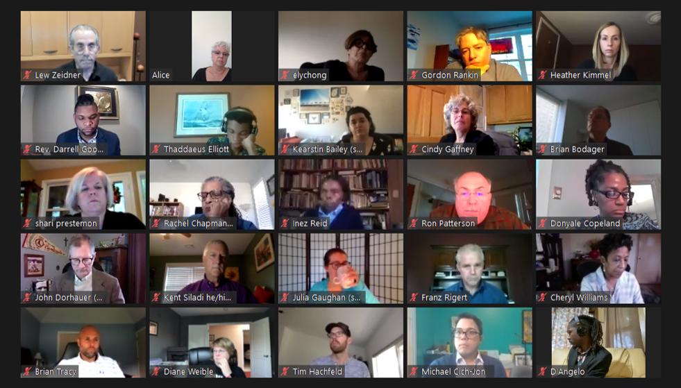 UCCB meeting screen shot, October 2020