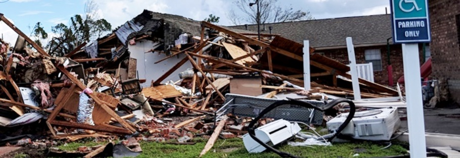 Disaster preparedness resources for churches, families