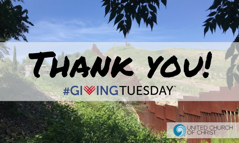 With your help, we surpassed our #GivingTuesday goal and raised over $25,000!