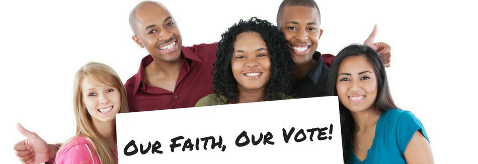 Our Faith Our Vote