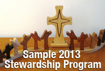 2013 Sample Stewardship Program