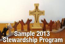 2013 Sample Stewardship Program
