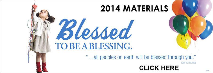 2014 Stewardship Theme Materials