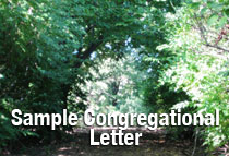 Sample Congregational Newsletter