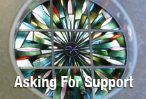 Asking for Support