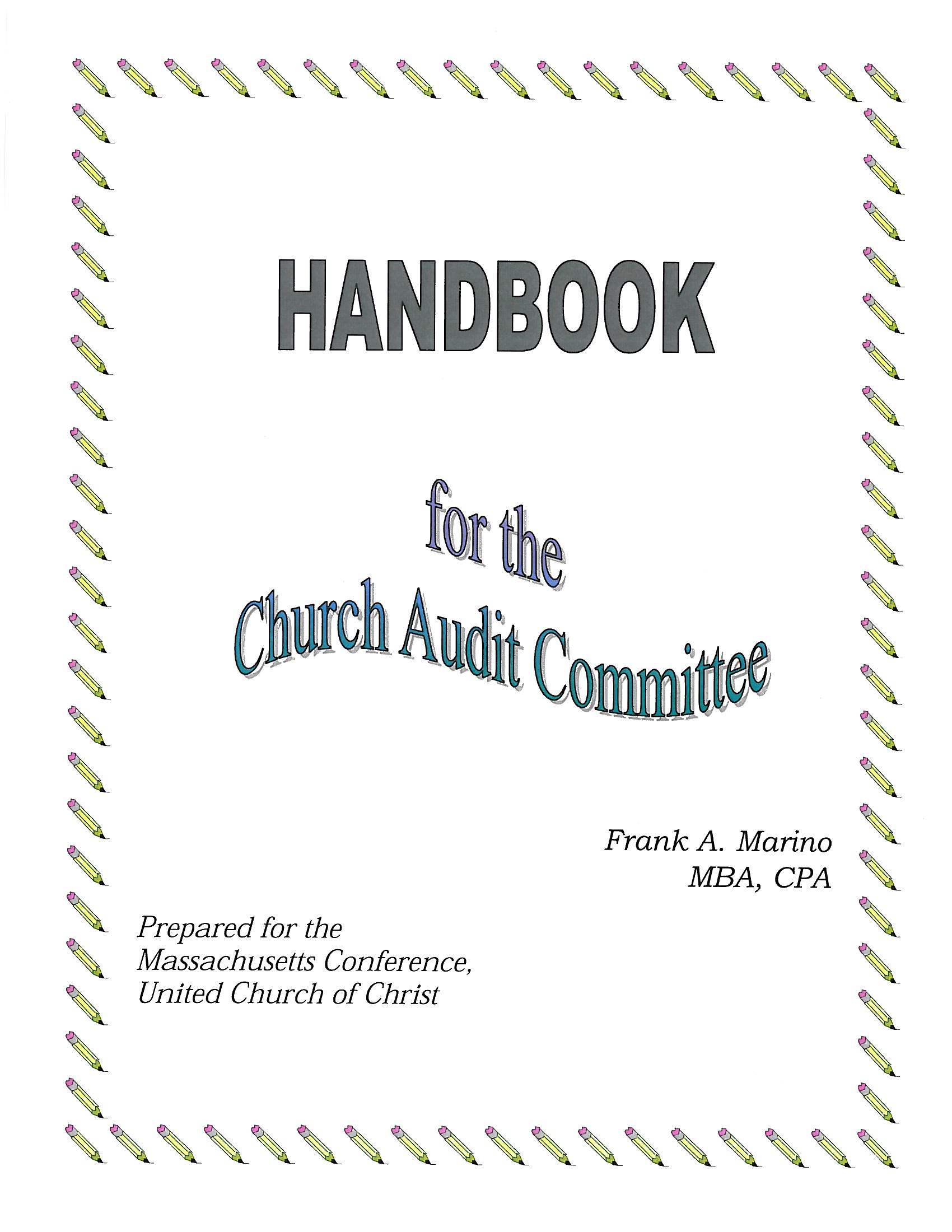 financial procedures united church of christ rh ucc org Church Treasurer Position Church Treasurer Report Template