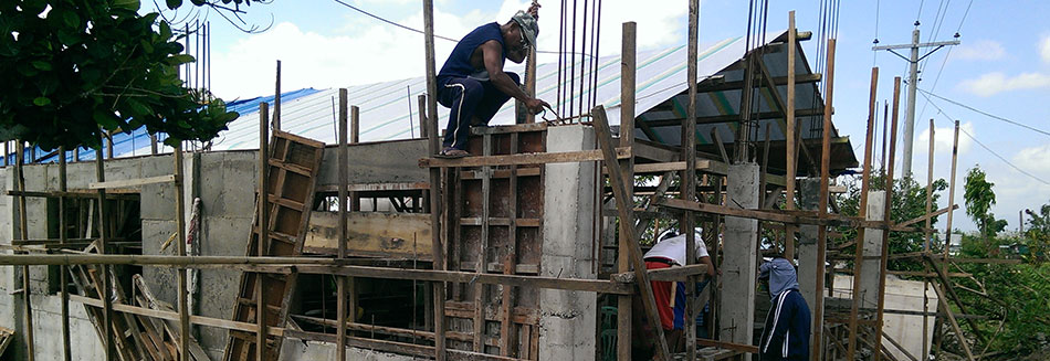 UCC Typhoon Haiyan Recovery Underway