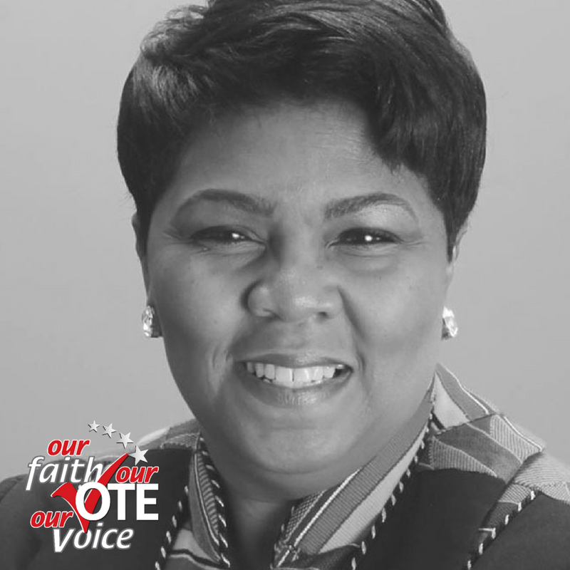 Traci Blackmon, Our Faith Our Vote