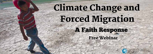Climate Change and Forced Migration