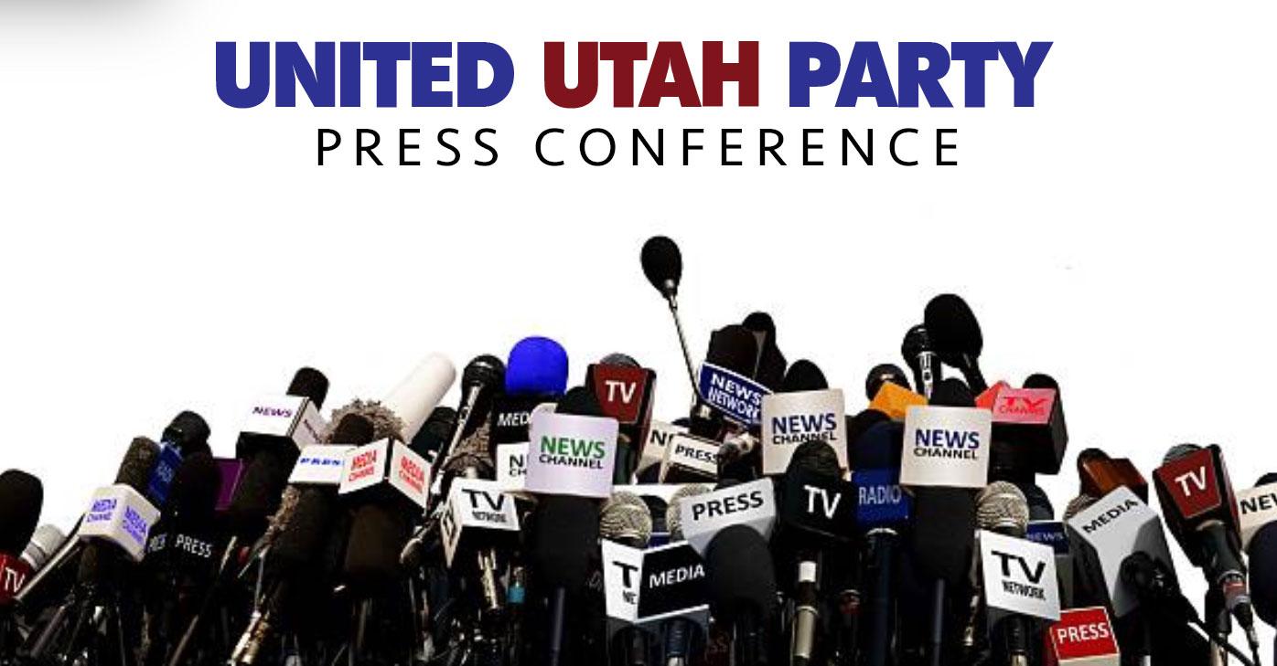 United Utah Press Release