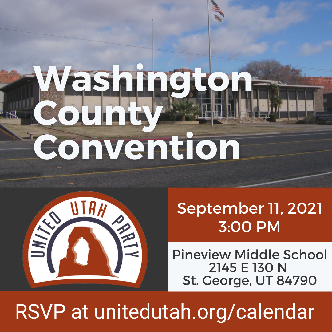 Washington County Convention Promo