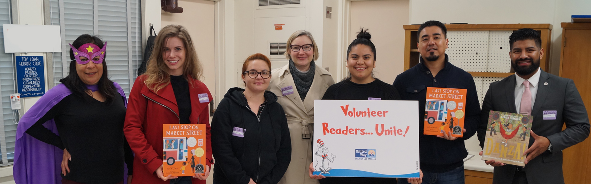 Read Across America Day 2018