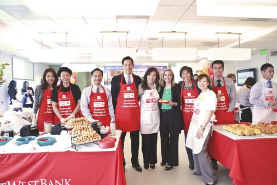 Emily Wang, Agnes Lew, Robert Lau, Robert Lo, Dorothy Chan, Elise Buik, Karen Fukumura, Sandra Ko, Hung Van