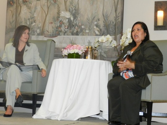 12 Women Leaders March Reception 3.21.2012 020
