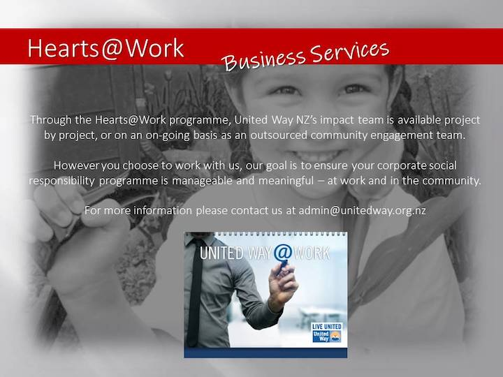 United Way Business Services