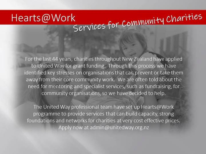 United Way Community Charities