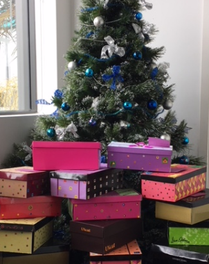 Christmas Shoebox.Christmas Shoebox United Way New Zealand