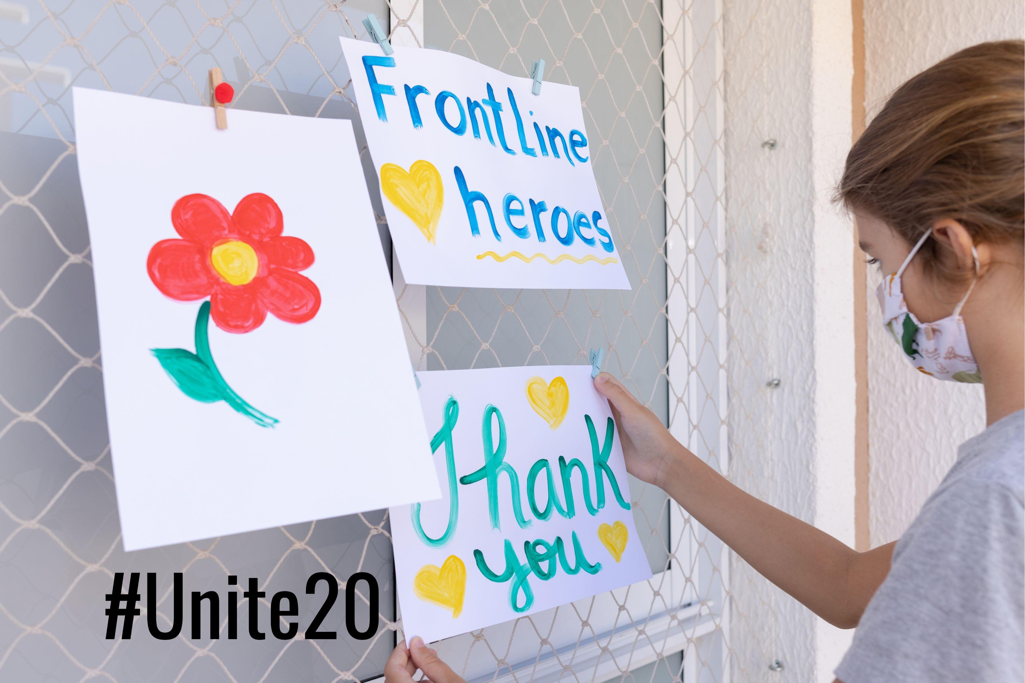 #unite20 Shutterstock