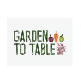 Garden to Table Logo