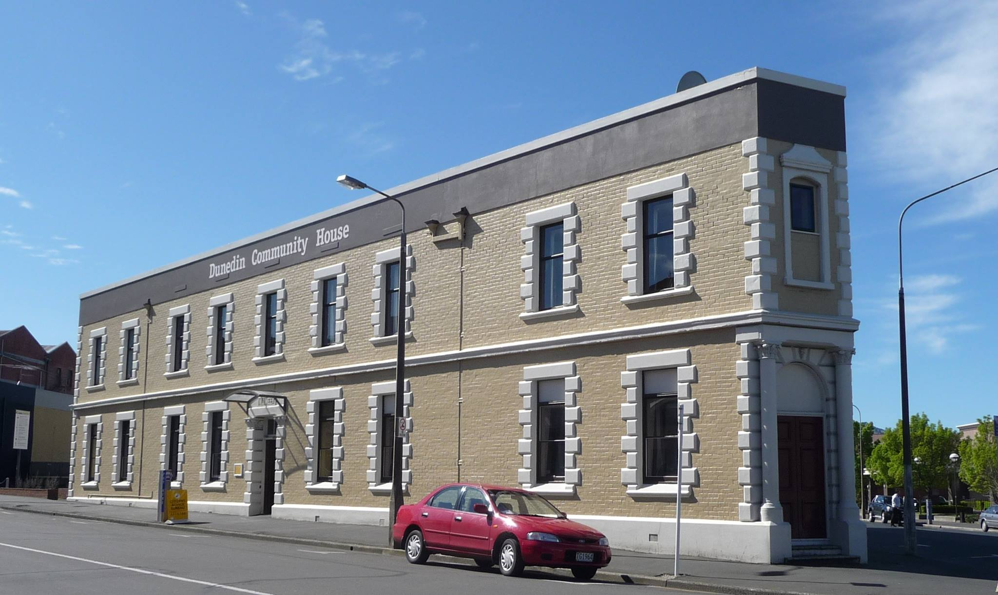 Dunedin Community House