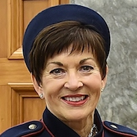 Photo of Her Excellency the Rt Hon Dame Patsy Reddy, GNZM,QSO
