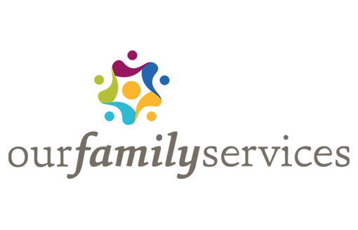 our family services logo