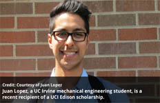 Edison UCI Scholarship