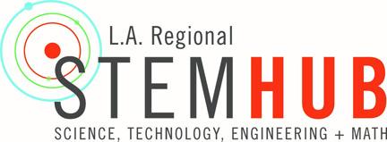 LA Stem Hub Logo