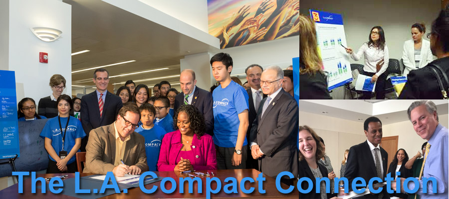 L.A. Compact Connection Banner