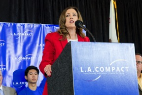 L.A. Compact Signing Ceremony